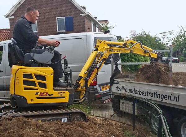 De Allrounder bestratingen uit Nijmegen