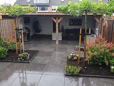 Complete tuin laten aanleggen
